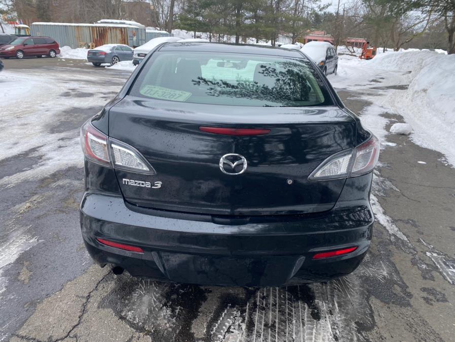 Used Mazda Mazda3 4dr Sdn Auto i Sport *Ltd Avail* 2012 | Automotive Edge. Cheshire, Connecticut