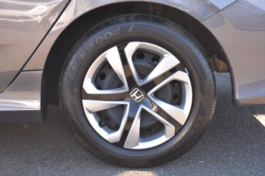 Used Honda Civic Sedan LX CVT 2018 | Longmeadow Motor Cars. ENFIELD, Connecticut