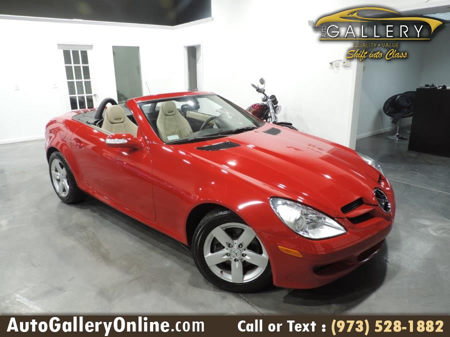 Used 2007 Mercedes-Benz SLK-Class in Lodi, New Jersey | Auto Gallery. Lodi, New Jersey