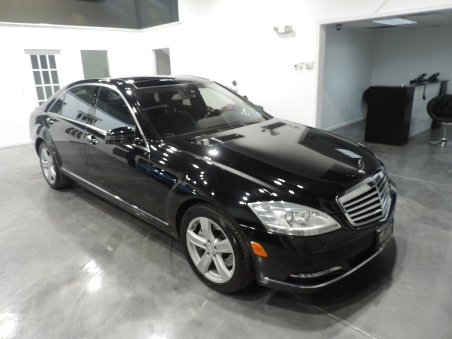 Used Mercedes-Benz S-Class 4dr Sdn S 550 4MATIC 2011 | Auto Gallery. Lodi, New Jersey