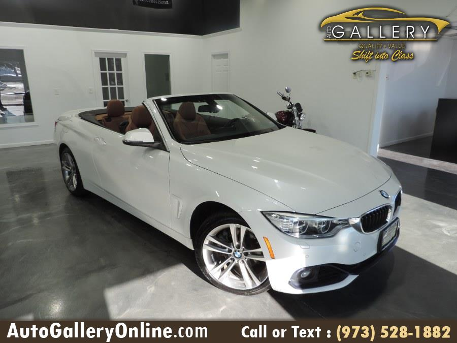 Used BMW 4 Series 2dr Conv 428i xDrive AWD SULEV 2016 | Auto Gallery. Lodi, New Jersey