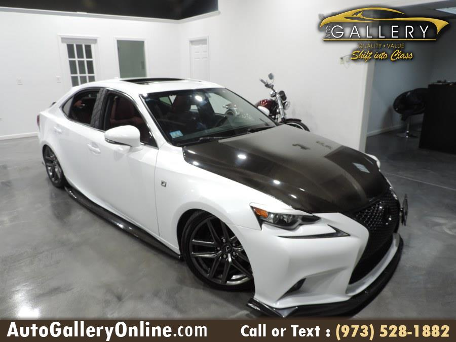 Used Lexus IS 250 4dr Sport Sdn Auto AWD 2014 | Auto Gallery. Lodi, New Jersey