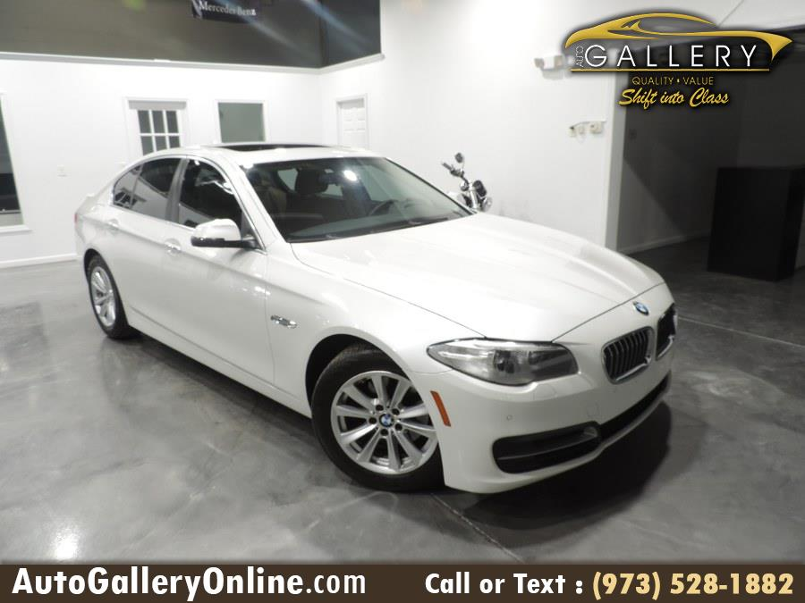 Used BMW 5 Series 4dr Sdn 528i xDrive AWD 2014 | Auto Gallery. Lodi, New Jersey