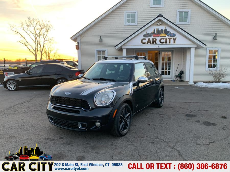 Used MINI Cooper Countryman AWD 4dr S ALL4 2011 | Car City LLC. East Windsor, Connecticut