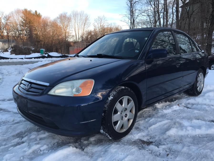 Used 2002 Honda Civic in Norwich, Connecticut | Elite Auto Brokers LLC. Norwich, Connecticut