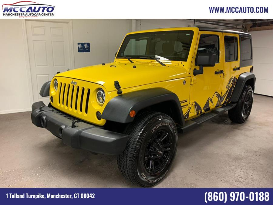 Used Jeep Wrangler Unlimited 4WD 4dr Mojave 2011 | Manchester Autocar Center. Manchester, Connecticut
