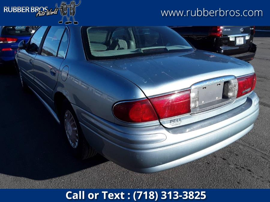 Used Buick LeSabre 4dr Sdn Custom 2003 | Rubber Bros Auto World. Brooklyn, New York