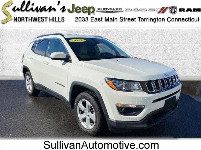 Used Jeep New Compass Latitude 2017 | Sullivan Automotive Group. Avon, Connecticut