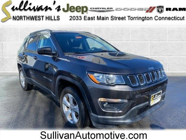 Used 2017 Jeep New Compass in Avon, Connecticut | Sullivan Automotive Group. Avon, Connecticut