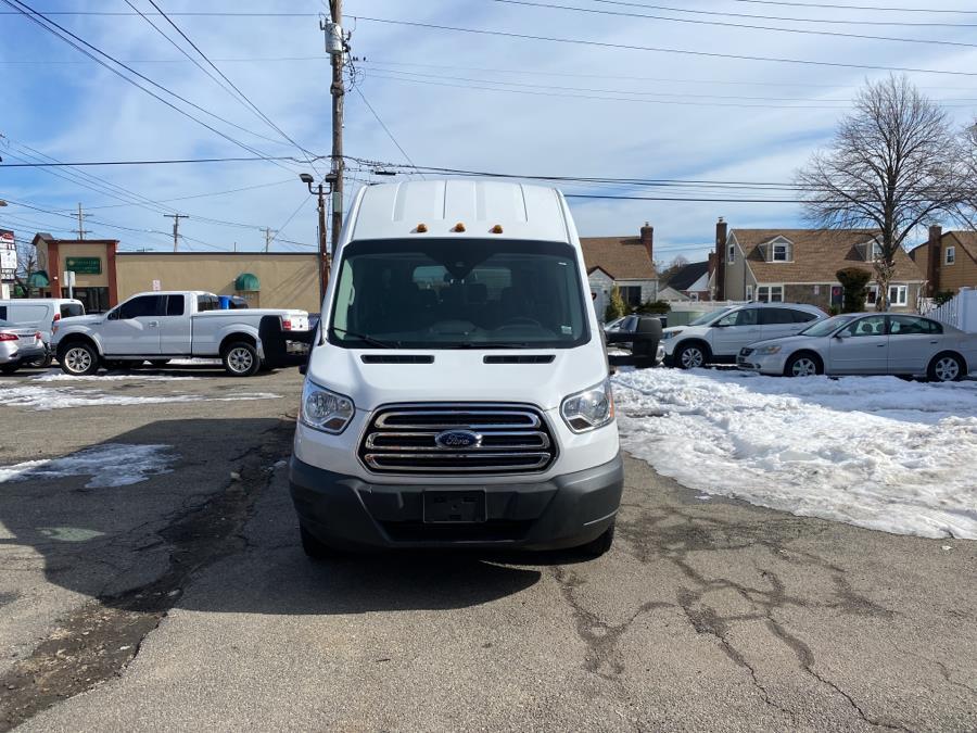 "Used Ford Transit Wagon T-350 148"" EL High Roof XL Sliding RH Dr DRW 2015 | Diamond Cars R Us Inc. Franklin Square, New York"