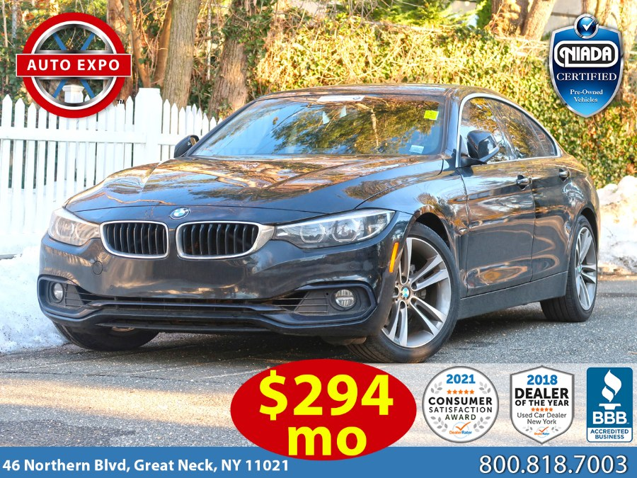 Used 2019 BMW 4 Series in Great Neck, New York | Auto Expo Ent Inc.. Great Neck, New York