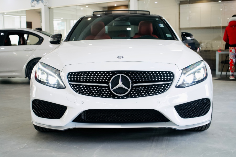 Used Mercedes-Benz C-Class 4dr Sdn C 450 AMG 4MATIC 2016 | C Rich Cars. Franklin Square, New York