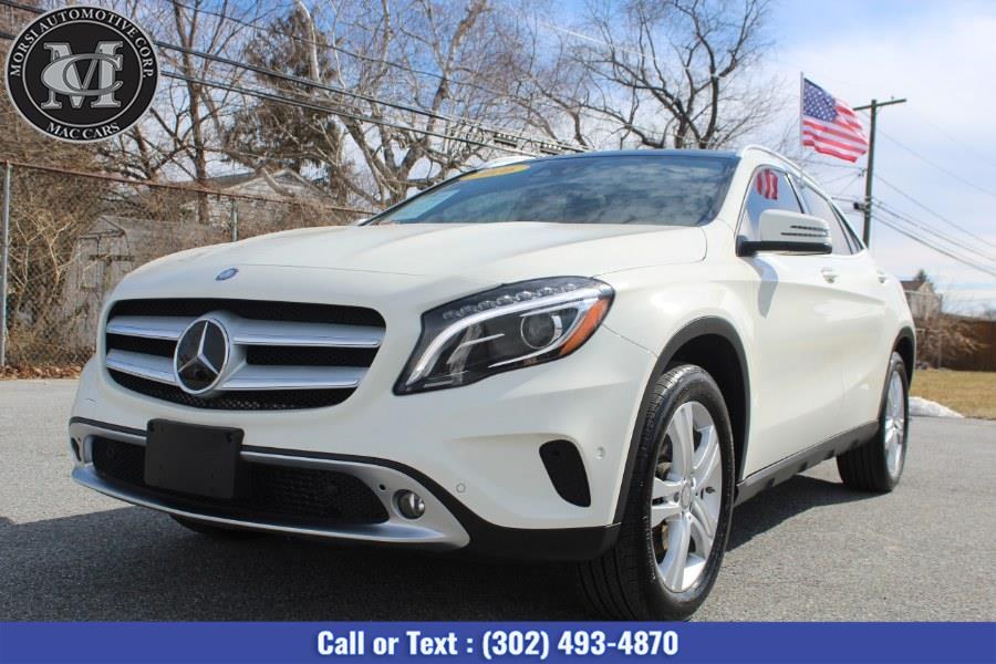 Used Mercedes-Benz GLA 4MATIC 4dr GLA 250 2016 | Morsi Automotive Corp. New Castle, Delaware