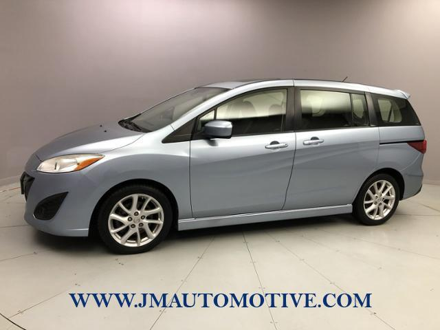 Used Mazda Mazda5 4dr Wgn Auto Grand Touring 2012 | J&M Automotive Sls&Svc LLC. Naugatuck, Connecticut