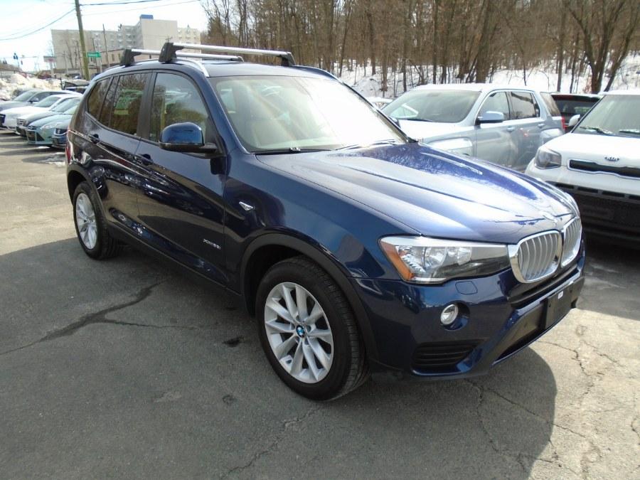 Used BMW X3 AWD 4dr xDrive28i 2016 | Jim Juliani Motors. Waterbury, Connecticut