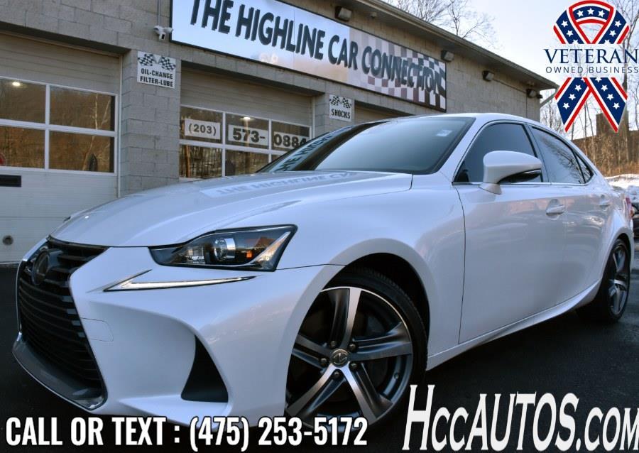 Used 2017 Lexus IS in Waterbury, Connecticut | Highline Car Connection. Waterbury, Connecticut