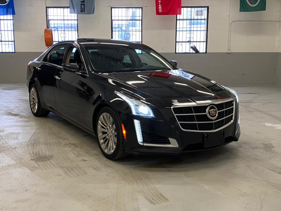 Used Cadillac CTS Sedan 4dr Sdn 2.0L Turbo Luxury AWD 2014 | CT Auto. Bridgeport, Connecticut
