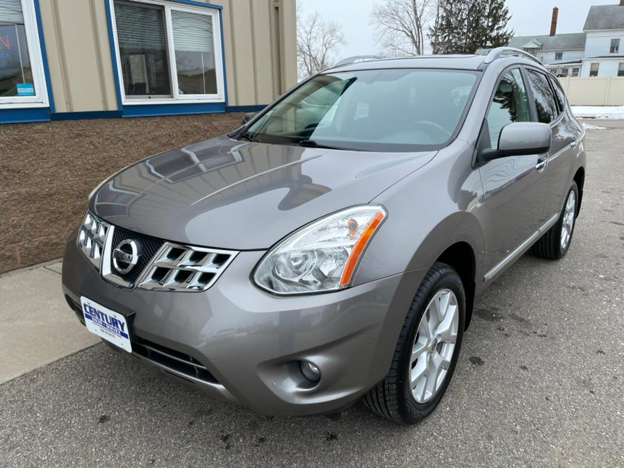 Used 2011 Nissan Rogue in East Windsor, Connecticut | Century Auto And Truck. East Windsor, Connecticut