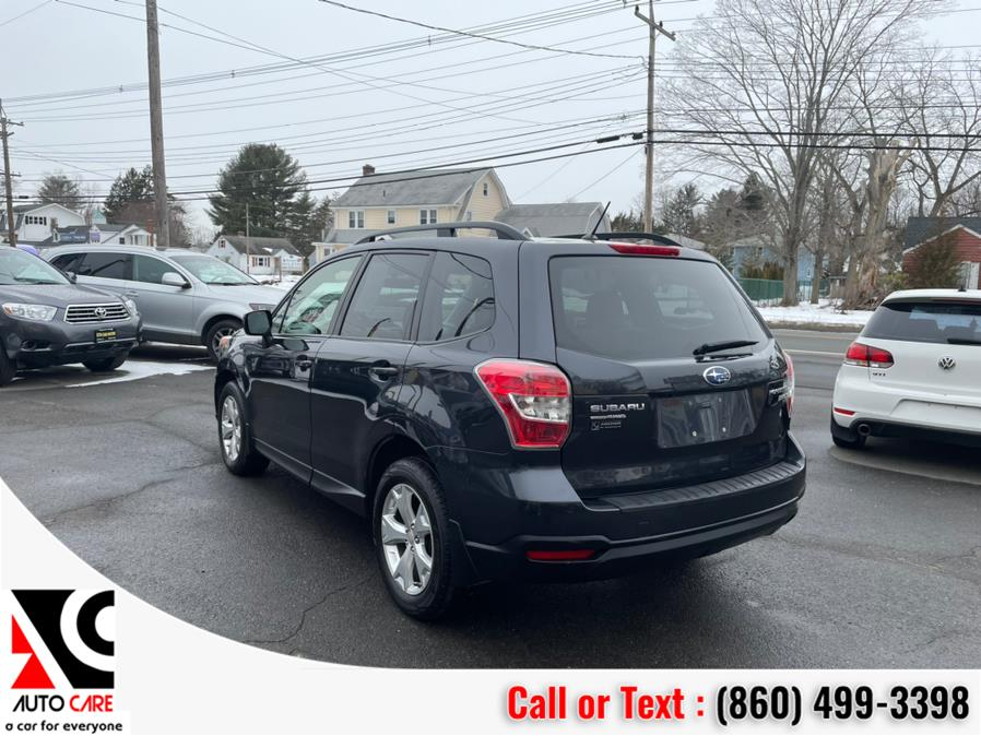 Used Subaru Forester 4dr Auto 2.5i Premium PZEV 2015 | Auto Care Motors. Vernon , Connecticut