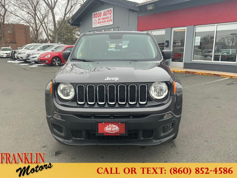 Used 2018 Jeep Renegade in Hartford, Connecticut | Franklin Motors Auto Sales LLC. Hartford, Connecticut