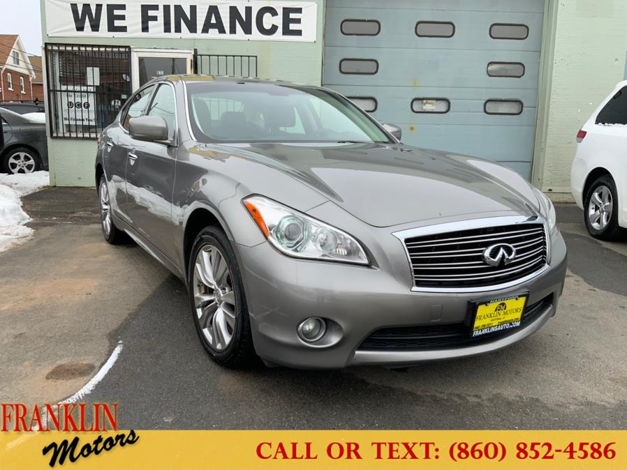 Used 2013 Infiniti M37 in Hartford, Connecticut | Franklin Motors Auto Sales LLC. Hartford, Connecticut