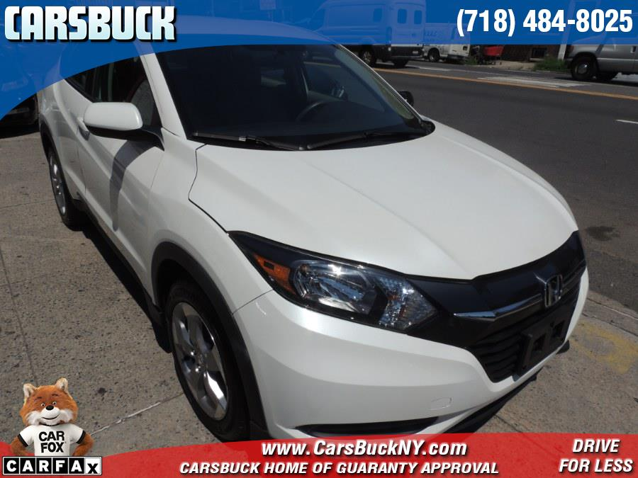 Used Honda HR-V AWD 4dr CVT LX 2016 | Carsbuck Inc.. Brooklyn, New York