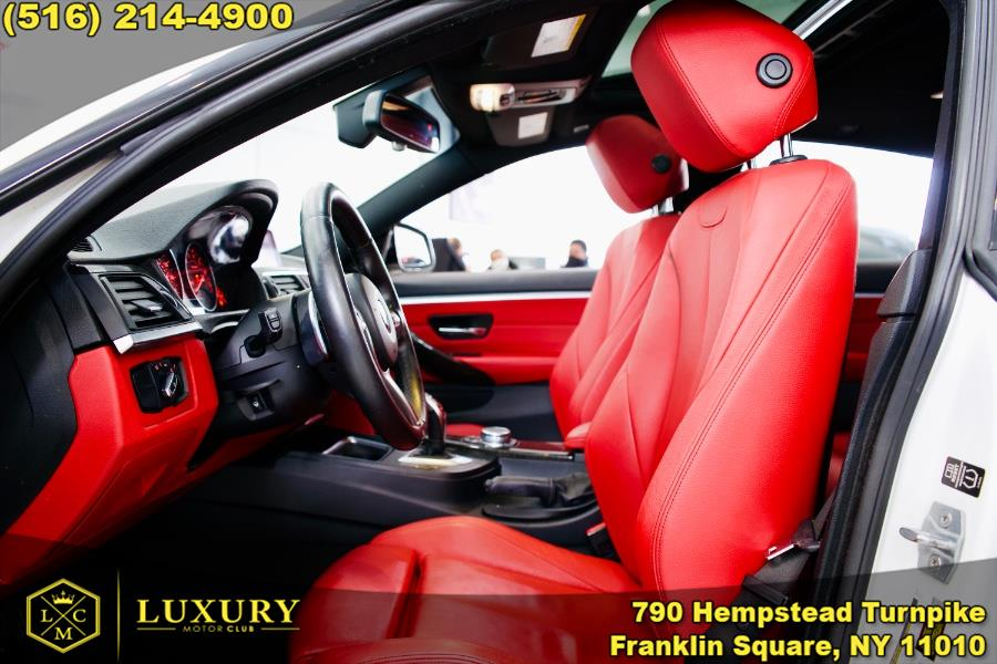 Used 2015 BMW 4 Series in Franklin Square, New York | Luxury Motor Club. Franklin Square, New York