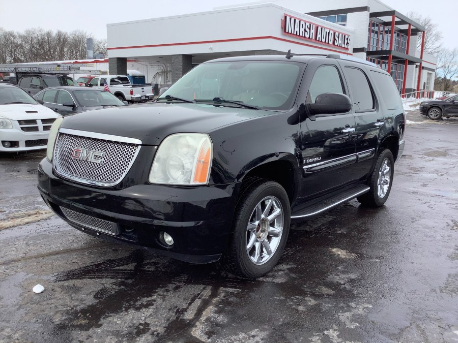 Used GMC Yukon Denali AWD 4dr 2008 | Marsh Auto Sales LLC. Ortonville, Michigan