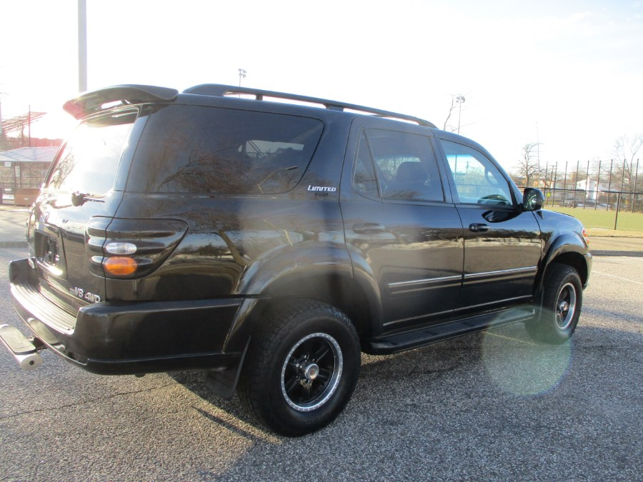 Used Toyota Sequoia 4dr Limited 4WD 2002 | South Shore Auto Brokers & Sales. Massapequa, New York