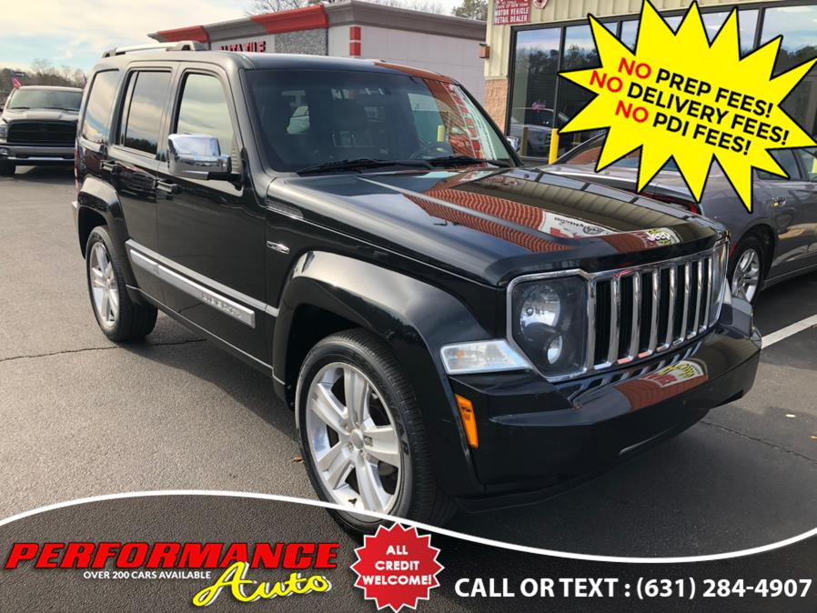 Used Jeep Liberty 4WD 4dr Sport Jet 2011 | Performance Auto Inc. Bohemia, New York