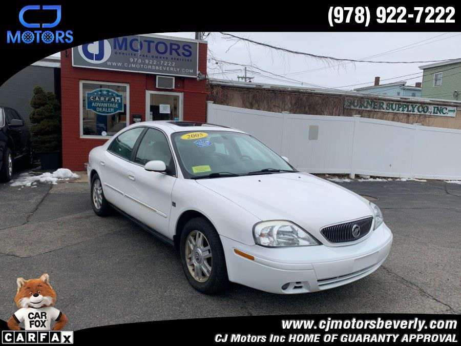 Used 2005 Mercury Sable in Beverly, Massachusetts | CJ Motors Inc. Beverly, Massachusetts