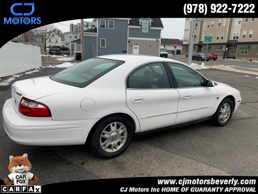 Used Mercury Sable 4dr Sdn LS 2005 | CJ Motors Inc. Beverly, Massachusetts
