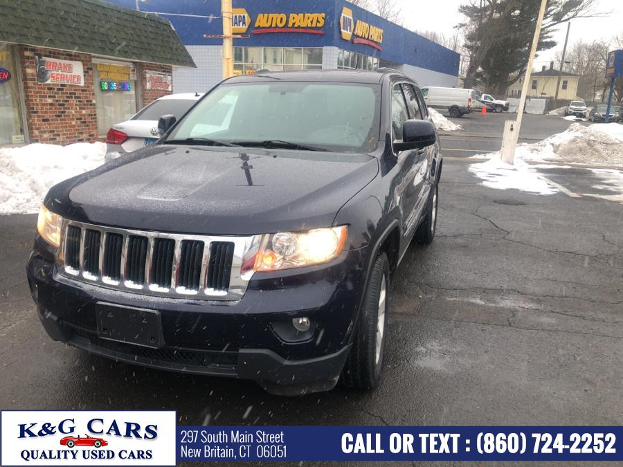 Used 2012 Jeep Grand Cherokee in New Britain, Connecticut | K and G Cars . New Britain, Connecticut