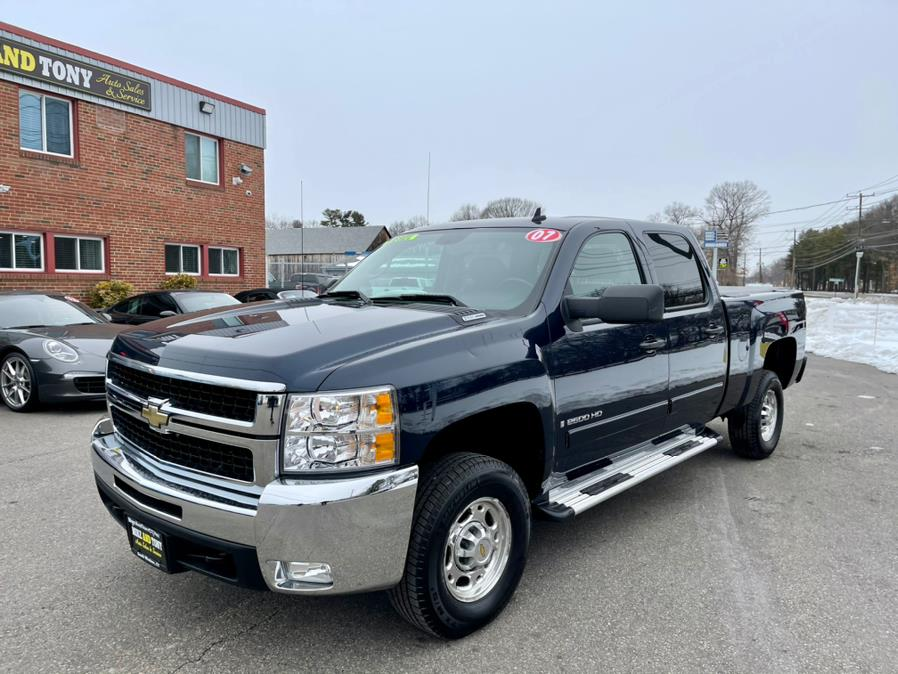 "Used Chevrolet Silverado 2500HD 4WD Crew Cab 153"" LT w/1LT 2007 