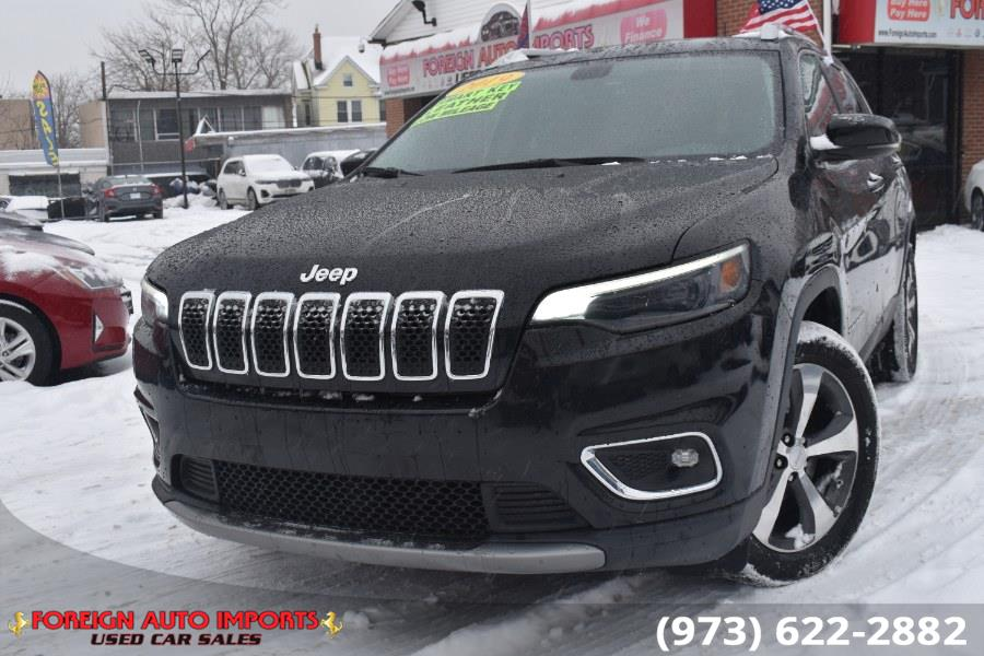 Used Jeep Cherokee Limited AWD 2019 | Foreign Auto Imports. Irvington, New Jersey