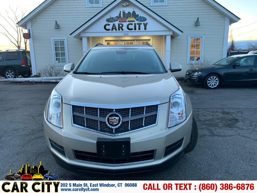 Used Cadillac SRX FWD 4dr Base 2012 | Car City LLC. East Windsor, Connecticut