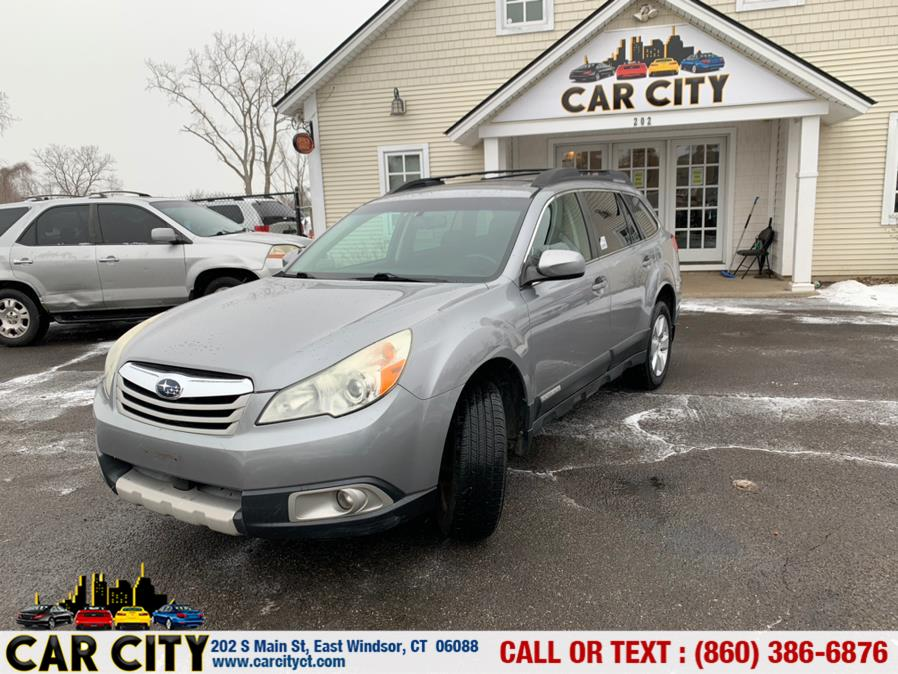 2010 Subaru Outback 4dr Wgn H6 Auto 3.6R Ltd Pwr Moon, available for sale in East Windsor, CT