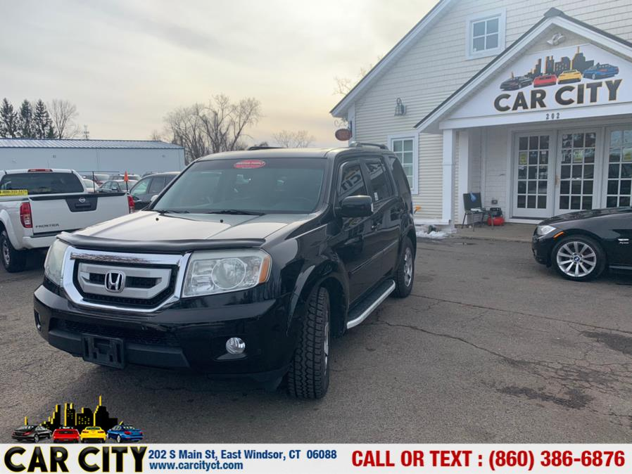 Used Honda Pilot 4WD 4dr Touring w/RES & Navi 2011 | Car City LLC. East Windsor, Connecticut