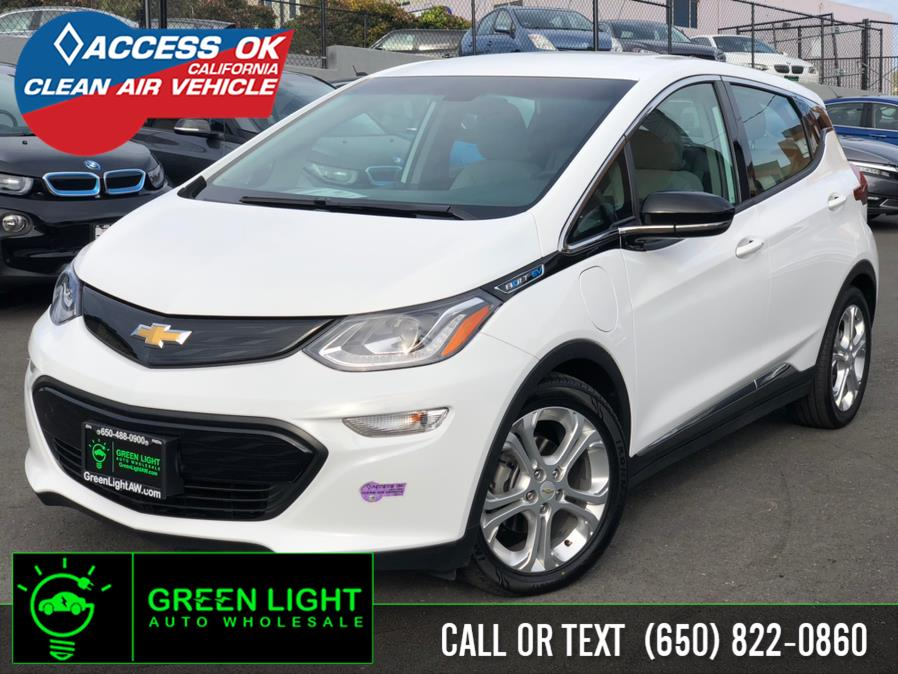 Used 2019 Chevrolet Bolt EV in Daly City, California | Green Light Auto Wholesale. Daly City, California