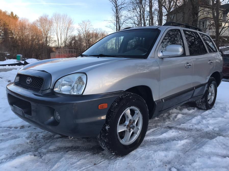 Used 2004 Hyundai Santa Fe in Norwich, Connecticut | Elite Auto Brokers LLC. Norwich, Connecticut