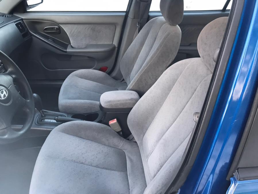 Used Hyundai Elantra 4dr Sdn GLS Auto 2005 | Elite Auto Brokers LLC. Norwich, Connecticut