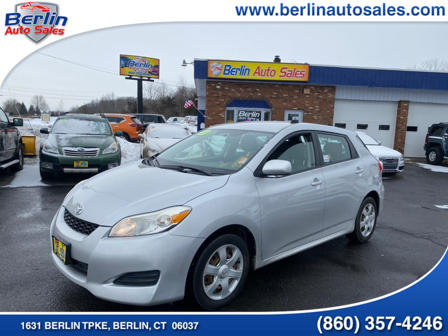 Used 2009 Toyota Matrix in Berlin, Connecticut | Berlin Auto Sales LLC. Berlin, Connecticut