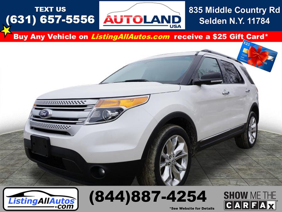 Used Ford Explorer XLT 2015 | www.ListingAllAutos.com. Patchogue, New York