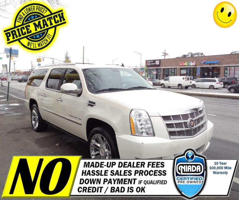 Used Cadillac Escalade ESV Platinum Edition 2013 | Sunrise Auto Sales of Elmont. Elmont, New York