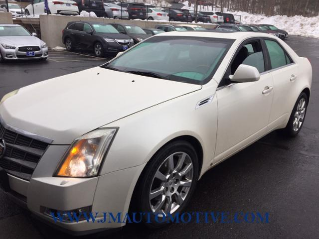 Used Cadillac Cts 4dr Sdn RWD w/1SA 2009 | J&M Automotive Sls&Svc LLC. Naugatuck, Connecticut