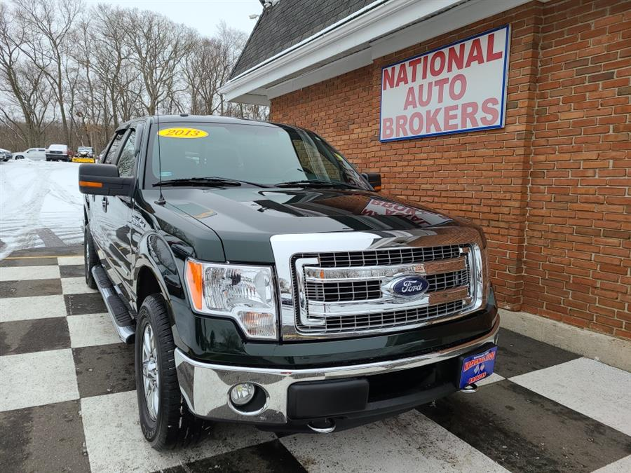 Used 2013 Ford F-150 in Waterbury, Connecticut | National Auto Brokers, Inc.. Waterbury, Connecticut