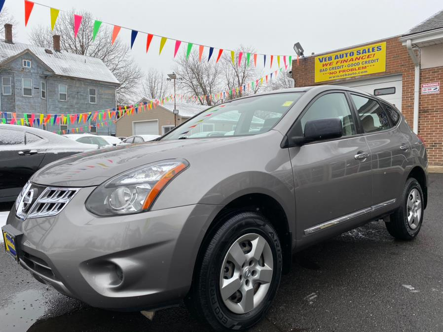 Used Nissan Rogue Select AWD 4dr Select 2014   VEB Auto Sales. Hartford, Connecticut