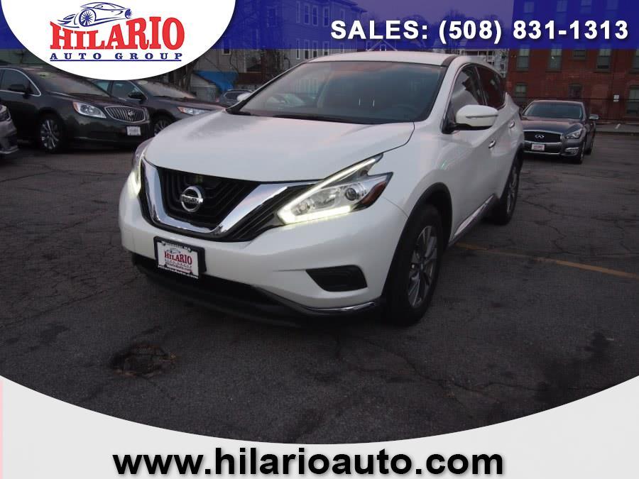 Used 2015 Nissan Murano in Worcester, Massachusetts | Hilario's Auto Sales Inc.. Worcester, Massachusetts