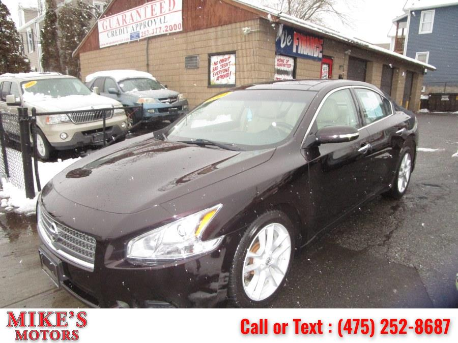 Used 2011 Nissan Maxima in Stratford, Connecticut | Mike's Motors LLC. Stratford, Connecticut