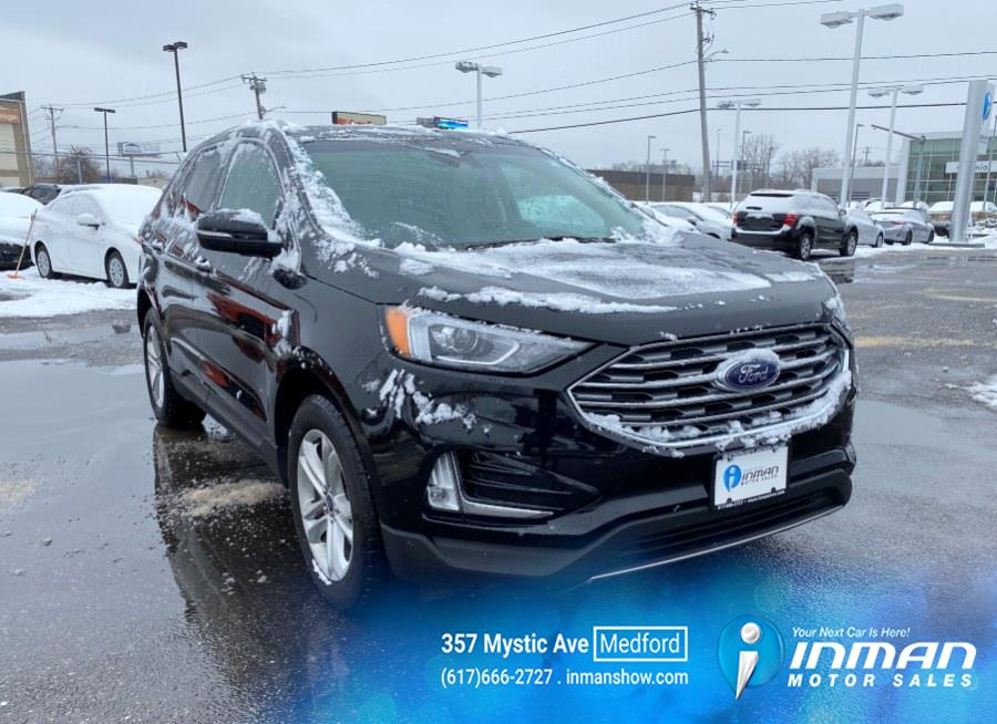 Used 2020 Ford Edge in Medford, Massachusetts | Inman Motors Sales. Medford, Massachusetts